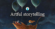Storybird - Read, write, discover, and share the books you'll always remember.