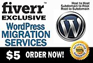 geekinsider : I will clone or migrate Wordpress website to a new host or domain for $5 on www.fiverr.com