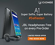 Gionee A1 Flipkart Amazon Snapdeal Ebay Price - Buy Online