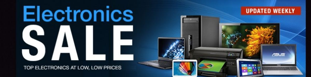 Headline for Mobile Phone, Laptops and other electonics Offers and Discounts