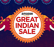Amazon Great Indian Sale 2017, Offers - Up to 80% off + 15% Cashback