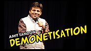 Demonetization - Stand Up Comedy by Amit Tandon