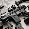 How to pick a good airsoft gun for yourself.(and a secondary)