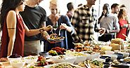 Best Party Food Catering at Your Venue