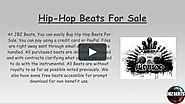 Hip Hop Beats for sale and Buy Rap Instrumentals at JBZ Beats