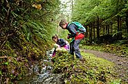 Keep Kids Entertained on Trail