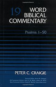 Psalms 1-50, 51-100, 101-150 (WBC) by Peter C. Craigie (V. 1), Leslie C. Allen (V. 2), and Marvin Tate (V. 3)