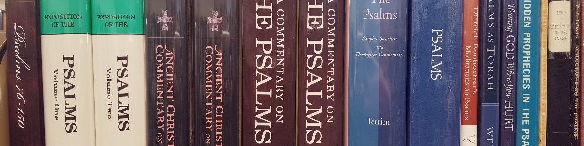 Headline for Best Bible Commentaries on Psalms