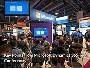 Key Points from Microsoft Dynamics 365 Tech Conference