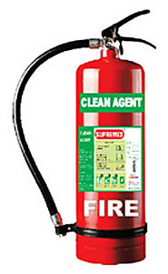 The Best Type of Clean Agent Fire Extinguishers