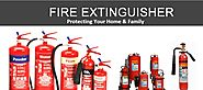 Fire Extinguisher : Protecting Your Home & Family