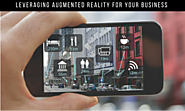 Three Business Benefits Of Augmented Reality