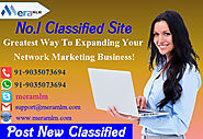 MLM Classified Ads- Best Advertising Strategy To Promoting Network Marketing Business
