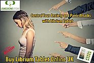 LIBRIUM MAKES YOU TRANQUILIZED FROM TENSED