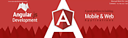 AngularJS Application Development in India