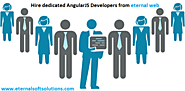 Hire AngularJS Web Developers from Eternal Web
