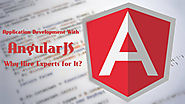 AngularJS Development Expert in India, UK | Eternal Web