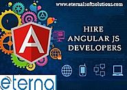 Hire Best AngularJS Developers & Programmers India - Eternal Web
