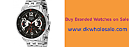 Buy branded watches on sale to get a luxury watch at an affordable price
