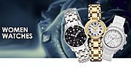 Find Out Trendy Watches for Women to Buy and Present for Occasion