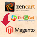 How to Migrate From ZenCart to Magento