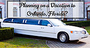 Planning on a Vacation to Orlando, Florida?