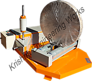Roll Wrapping Machine, Roll Stretch Wrap Machine