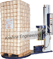 Stretch Film Wrapping Machine, Roll Stretch Wrapping Machine