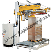 Ring Wrapping Machine, Stretch Wrap Machine, Pallet Wrapping Machine