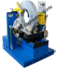 Coil Wrapping Machine, Roll Wrapping, Pallet Wrapping Machine