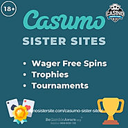 Sites like Casumo – 5 sites with free spins.