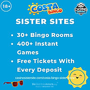 Sites like Costa Bingo – Free bingo, slots & progressive games!