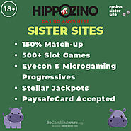 Sites like Hippozino Casino - 7 bingo & casino sites with free spins.