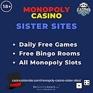 Sites like Monopoly casino – More free spins, daily free games & Jackpots.