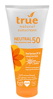 True Natural Sunscreen