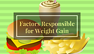 What are the Factors Responsible for Weight Gain?