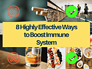 8 Highly Effective Ways to Boost Immune System - Medy Life