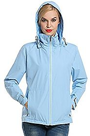 Best Women's Rain Jackets - Raincoats On Sale - Top Picks 2017 :: Best-women-s-lightweight-waterproof-rain-jackets-fo...