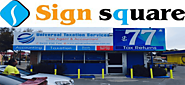 Why Signage is Important for your Business | Sign Square