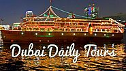 Dhow Dinner Cruise in Dubai tours