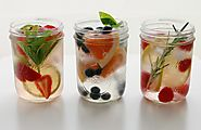 Fresh Ideas For Making Infused Water - Allrecipes Dish