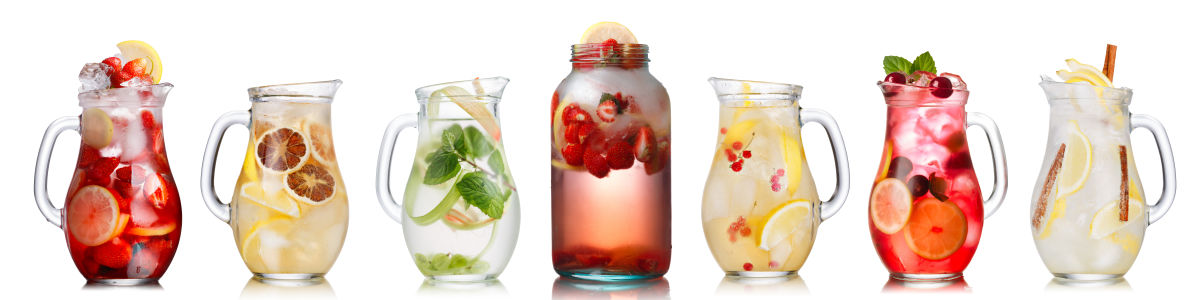 Headline for Best Fruit Infused Waters to Buy - 2017 Top Bottled Infused Waters