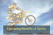 3 Amazing Benefits of Sports