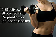 5 Effective Strategies in Preparation for the Sports Season