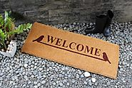 Doormats – A Great Way to Give Your Home