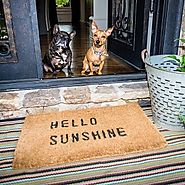 Doormats- The One Who Enhance the Home Decor – Jute Rugs | Doormats Online at Fab Habitat Australia