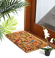 Bring home the incredible Doormats that your home deserves..!!