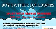 Twitter Followers Increase Our Popularity On Social Media