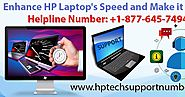 How to Enhance HP Laptop's Speed and Make It Faster?