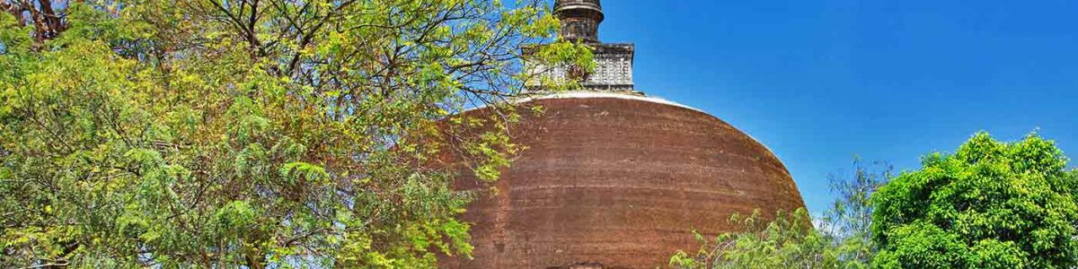 Headline for Top 5 places to visit in Anuradhapura -Pinnacles of a sacred city